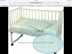 Комплект постельного белья детский ТМ РУНО сатин хлопок 100