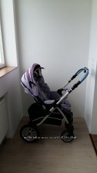Детская коляска Jetem Castle Capella S-803