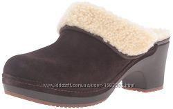 Сабо Crocs Sarah Luxe Shearling Lined Clog