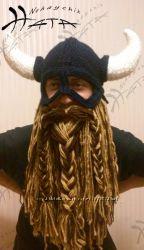 шапка викинг на заказ