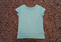 Модная кружевная футболка ТМ Carters