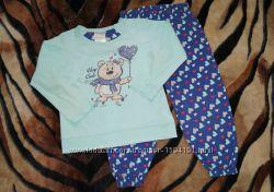 Симпатичная пижамка для девочки ТМ Vienetta