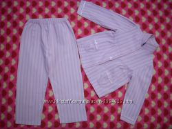 Пижама хлопок TU, на рост 110-116см. 5-6лет