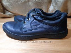 Кожаные ботинки Mida
