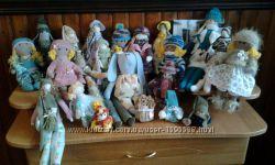 Игрушки куклы Тильды hand made