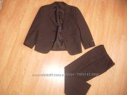 Костюм Pascal, брюки и пиджак,  рост 116-122