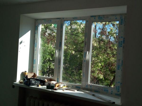 Окна VEKA от Goodwina в Днепре.