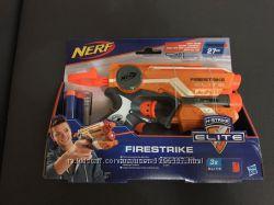Бластеры Nerf, Hasbro. Firestrike
