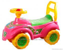 Машинка-каталка Толокар Принцесса