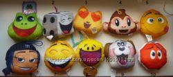 Эмоджи игрушки макдональдс смайл emoji