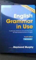 English Grammar in Use with Answers 4th Edition Мерфі Р.