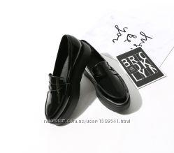 Модные, новые туфли