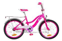 Детский велосипед  Formula Flower 20 дюймов 2018 год