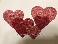 Вишитий конвертик для записок коханим
