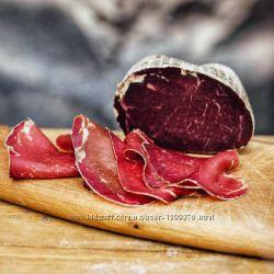Брезаола - яловичина з італійським характером з доставкою