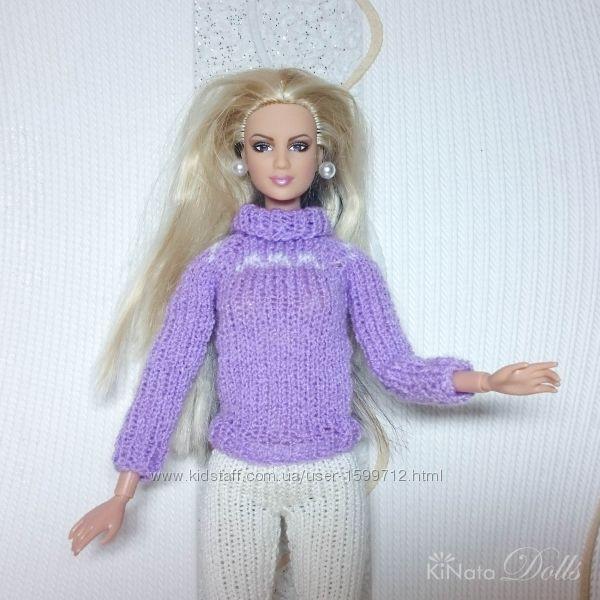 Свитер для Барби и Ever After High
