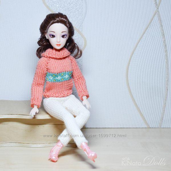 Кофты, свитера и юбки
