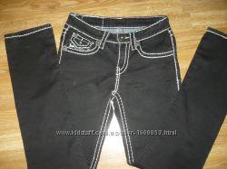 Джинсы на подростка Denim S 44р. Цвет черный