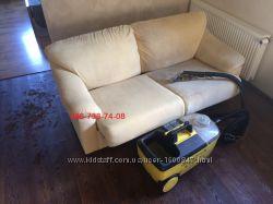 Химчистка диванов, матрасов, кресел, стульев, химчистка мягкой мебели