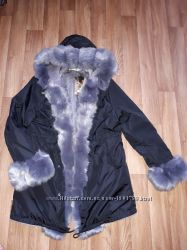 Женская куртка, зимняя фирма  euro 40 новая