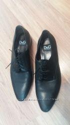 Туфли Dolce Gabbana первая линия Оригинал