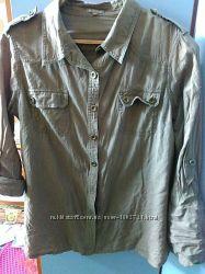 рубашка женская 44 размер
