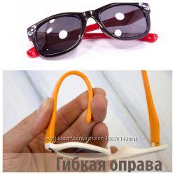 Детские Солнцезащитные очки. Качество. polarized