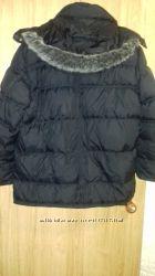 Пуховик.  Куртка зимняя на пуху