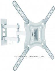Поворотно-наклонный кронштейн для ТВ Brateck LPA51-443 Белый 23-55