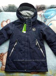 Демисезонная куртка парка 134-152