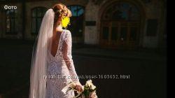 Свадебное платье - дизайнерское Slanovskiy