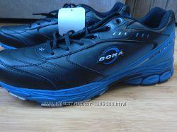 Кроссовки новые на 47-48 размер Bona