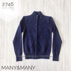 Красивые свитера и кофты турецкого бренда many&many
