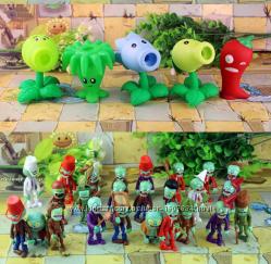 Набор Растения против зомби игрушка Plants vs zombies