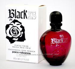 Paco Rabanne Black XS For Her Тестер