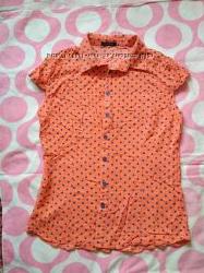 Стильна офісна блузка