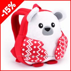 Детский рюкзак Nohoo Полярный Мишка, Гарантия 1 Год