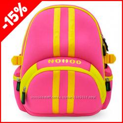 Школьный рюкзак Nohoo Бамблби розовый, Гарантия 1 Год
