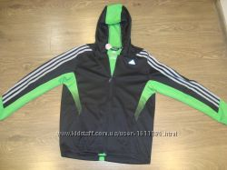 c552e81c4805 Спортивная кофта adidas climalite L подросткова, 155 грн. Регланы ...