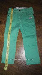 Джинсы на девочку 86 размер штаны брюки