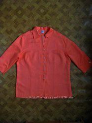 женская блуза рубашка из льна льняная Walbusch - 44Eur - наш 48-50рр.