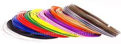 PLA пластик для 3d-ручки Набор 12 цветов