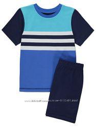 Костюм, комплект шорты и футболка George