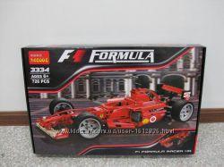 Конструктор DECOOL 3334 Формула F1