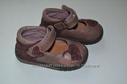 Кожаные туфельки Pablosky 20р.