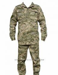 Форма военная межсезон-летняя Новая цифра Пиксель Всу - мм14