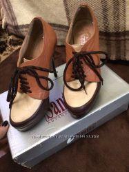Ботинки, натуральная кожа, на высоком каблуке