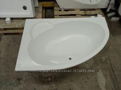 Акриловая ванна RAVAK Asymmetric II Второй сорт