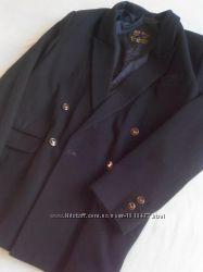 пиджак мужской кашемировый американской фирмы WOOL &CASHMERE р. 50-52