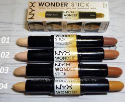 Корректор Nyx Wonder Stick Highlight and Contour